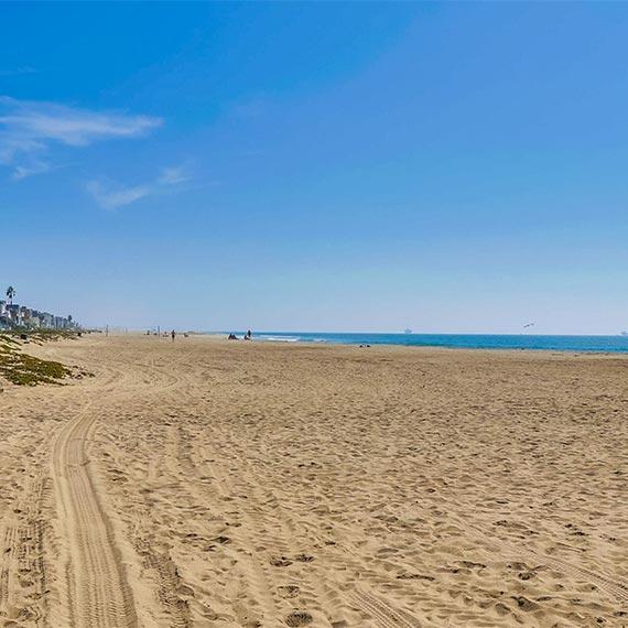 Wavelengths Sand Beach