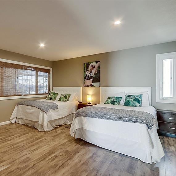 Wavelengths Sand Large Bedroom
